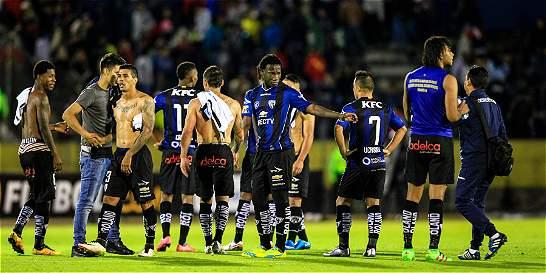 Independiente derrotó 2-1 a Pumas en la Copa Libertadores