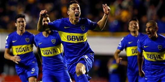 De manera agónica, Boca Juniors pasó a semifinales de la Libertadores