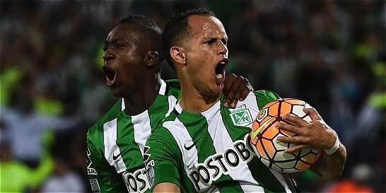 Nacional ganó una épica batalla en la Libertadores y avanzó a 'semis'
