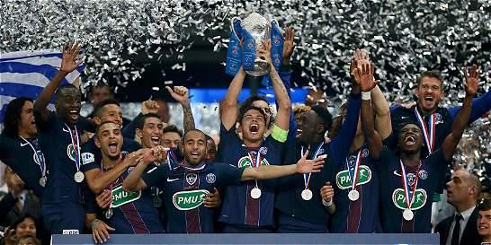 PSG revalidó su título en la Copa de Francia