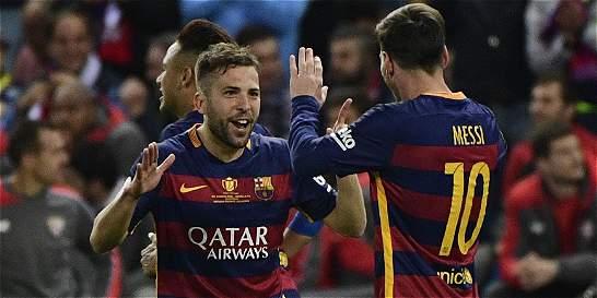 Doblete para Barcelona en España: campeón de la Copa del Rey