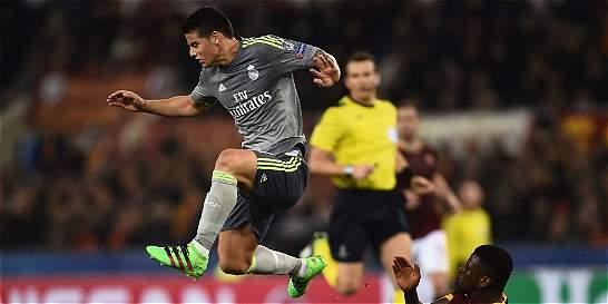 De llegar al Manchester United, Mourinho querría a James Rodríguez