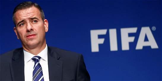 Secretario adjunto de la Fifa fue cesado de su cargo