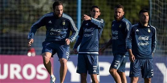 Argentina ya comenzó entrenamientos para la Copa América