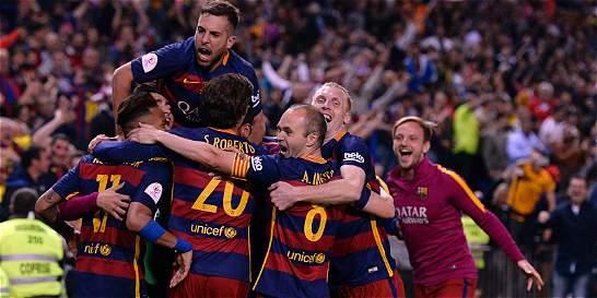 Barcelona y Liverpool se medirán en la Internacional Champions Cup