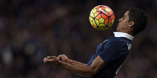 Definitivamente Varane no estará con Francia en la Eurocopa