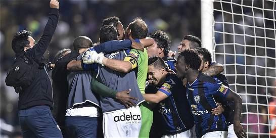 Independiente del Valle dio la sorpresa y pasó a semifinales de Copa