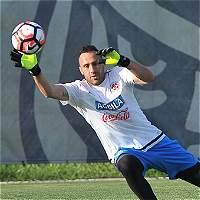Nueva jornada de entrenamiento de la Selección, en Miami