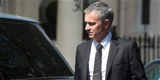 Fichaje de Mourinho por el United, pendiente de derechos de imagen