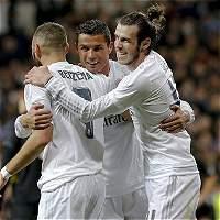 Benzema, Bale y Ronaldo, garantía de gol en la final de la Champions
