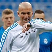 'No se llega a una final sin sufrir': Zinedine Zidane