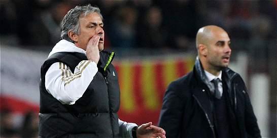 El primer Mourinho vs. Guardiola ya tiene fecha