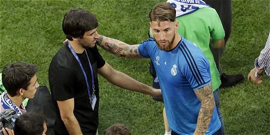 Los embajadores del Real Madrid desatan la locura en Milán