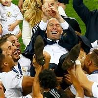 Zidane, primer francés en ganar la Champions como jugador y DT