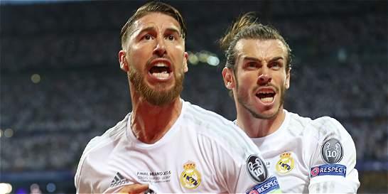 Gareth Bale y Sergio Ramos, los mejores del Real Madrid en San Siro