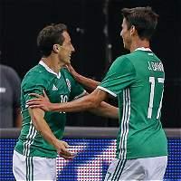 Osorio pasó su primer examen: México venció 1-0 a Paraguay en amistoso