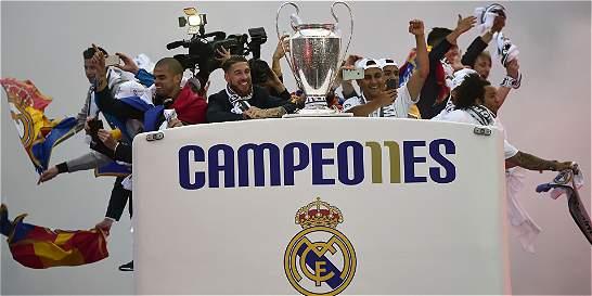 Cinco claves de la conquista de Europa por el Real Madrid