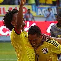 Colombia le gana 2-1 a Haití en el partido amistoso