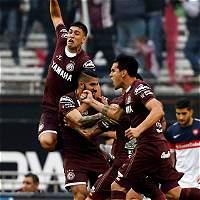 Lanús se coronó por segunda vez campeón de Argentina