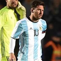Lionel Messi cada día siente menos dolor en su espalda