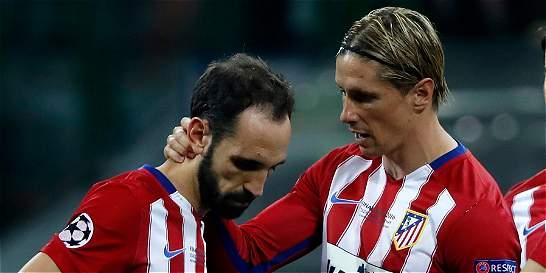 Conmovedora carta de Juanfran a la afición del Atlético de Madrid