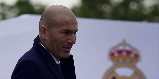 'Isco es un jugador del Real Madrid y no se mueve': Zidane