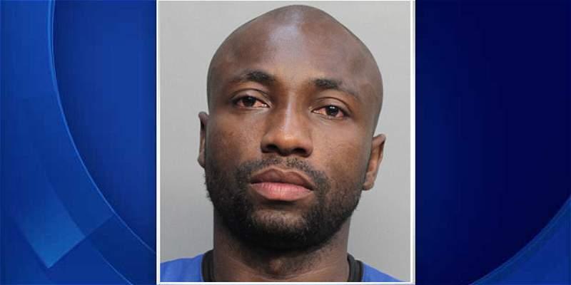 Pablo Armero se presentó ante un juez en Miami por violencia doméstica