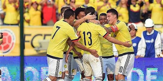 Colombia regresó al tercer lugar de la clasificación Fifa