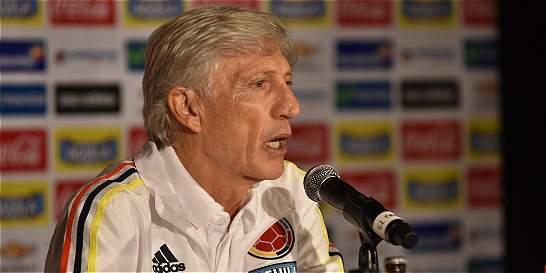 'Le tenemos que apostar a un equipo que se consolide: Pékerman