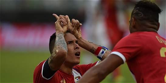 Blas Pérez, la figura del triunfo de Panamá sobre Bolivia en la Copa