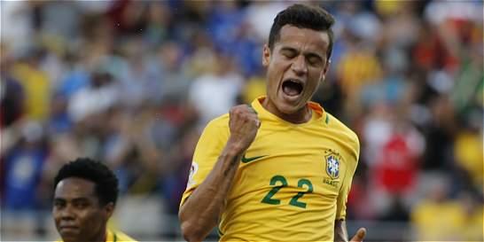 Brasil se recompone en la Copa América: destrozó 7-1 a Haití