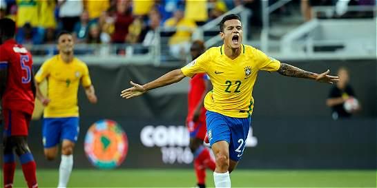 Coutinho, el nuevo guía en la selección brasileña carente de estrellas