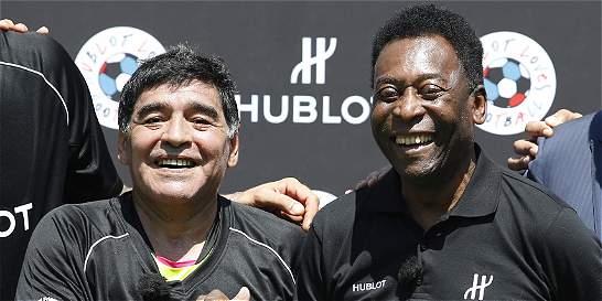 Maradona afirmó que Messi 'no tiene personalidad para ser líder'