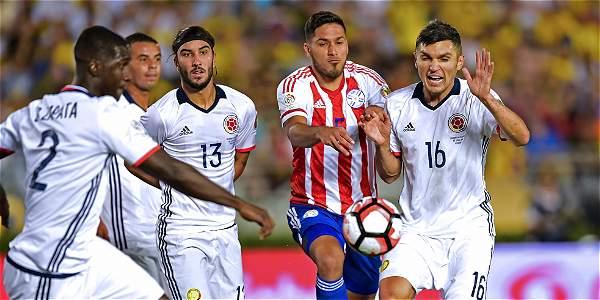 7dd2b045c Problemas de marca de la Selección Colombia en la Copa América ...