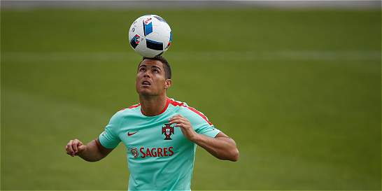 Cristiano Ronaldo lleva un fisioterapeuta de confianza a la Eurocopa