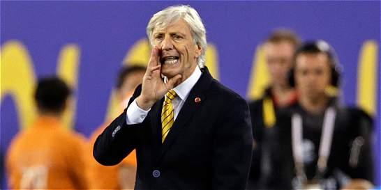'Esperemos que aparezca el talento de nuestros jugadores': Pékerman