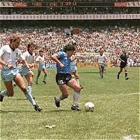 30 años de la 'mano de dios' y del gol más bello de Diego Maradona
