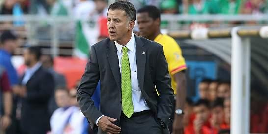 Juan Carlos Osorio fue ratificado como DT de la Selección de México