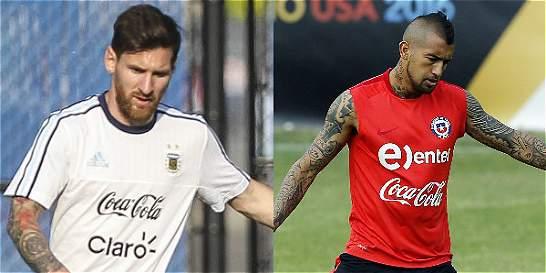Argentina y Chile se citan de nuevo en una final de la Copa América