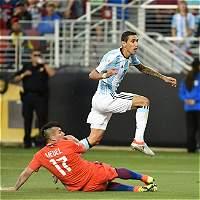 Nóminas confirmadas para la final de la Copa América Centenario