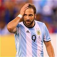 Gonzalo Higuaín, la maldición continúa, tres fallos en tres finales