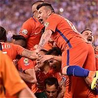 Chile se une a Uruguay, Brasil y Argentina con más copas seguidas