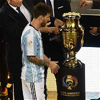 La selección de mayores: una pesadilla para Lionel Messi