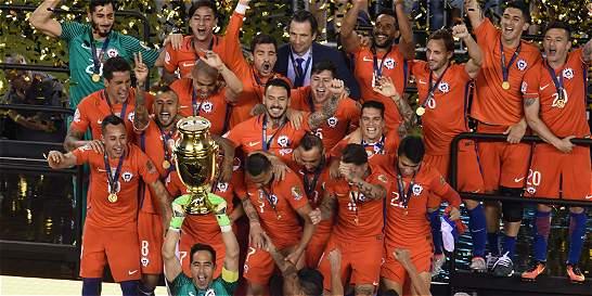 Chile, campeón de la Copa América Centenario