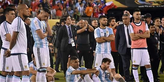 Prensa argentina lamenta una nueva derrota en una final