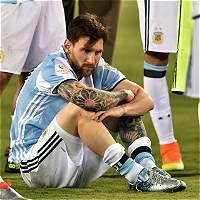 Así se vivió la renuncia de Messi en el vestuario de Argentina