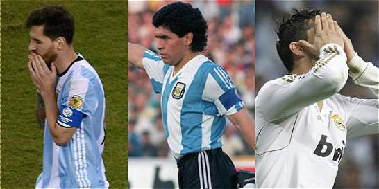 Lionel Messi y otros gigantes que han errado penaltis decisivos