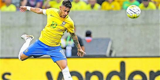 La Selección de Brasil anunció a su equipo para los Juegos Olímpicos