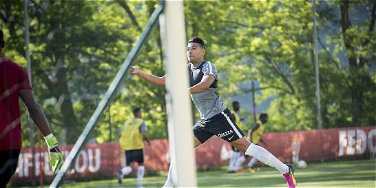 'Espero ser eficiente y anotar muchos goles para Mónaco': Falcao