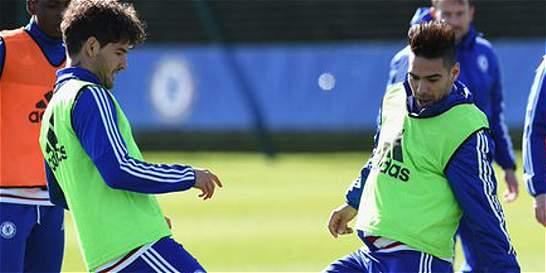 Chelsea confirmó la salida de Radamel Falcao y Alexandre Pato